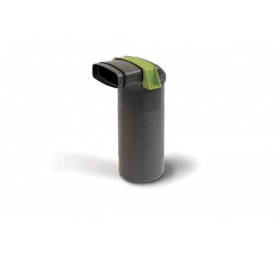 VASCO ventielaansluitstuk Easyflow haaks 2 st
