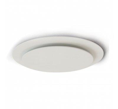 VASCO plafond-of wand ventiel design luxe rond